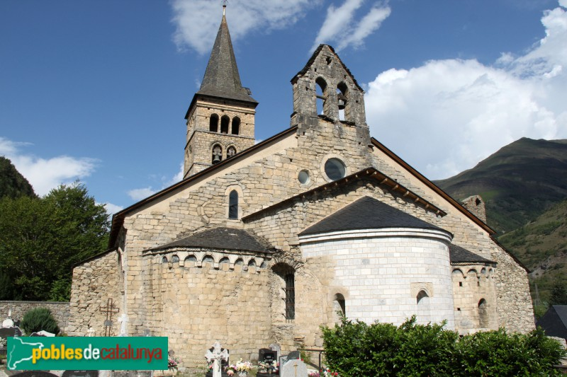 Arties - Església de Santa Maria
