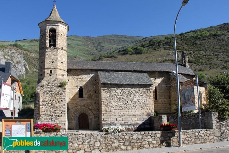 Arties - Església de Sant Joan