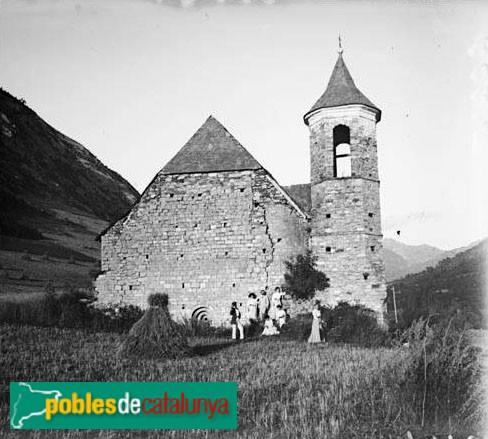 Arties - Església de Sant Joan ANTONI BARTOMEUS 1908