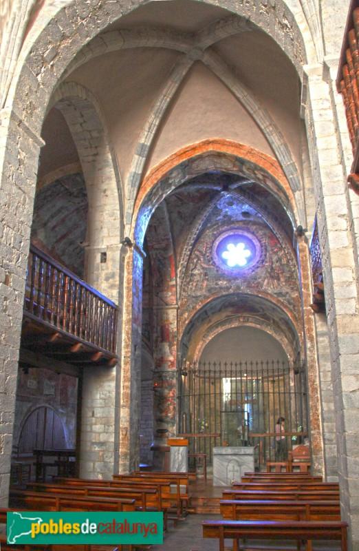 Salardú - Sant Andreu, interior