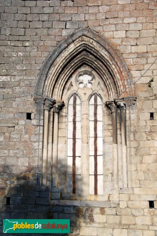 Salardú - Sant Andreu, finestral gòtic