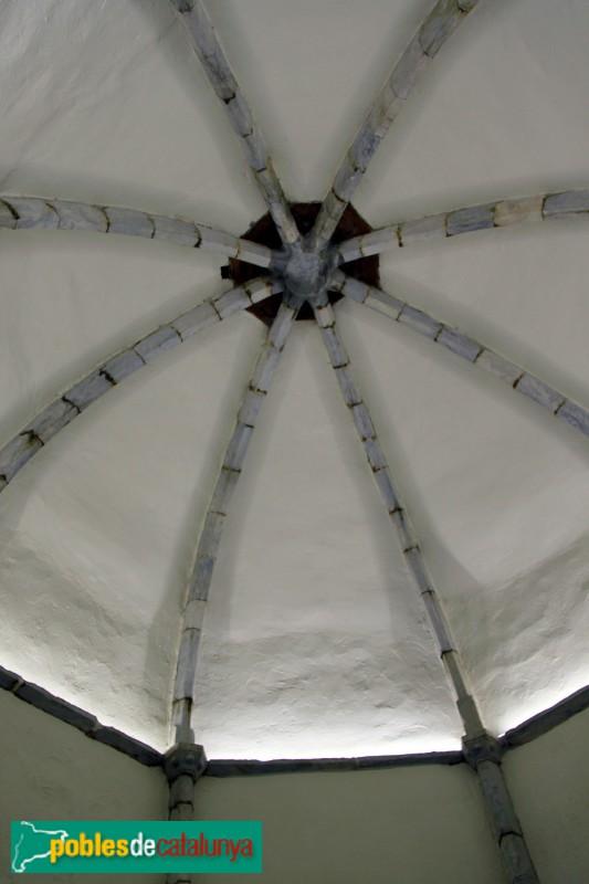 Salardú - Sant Andreu, cúpula del campanar