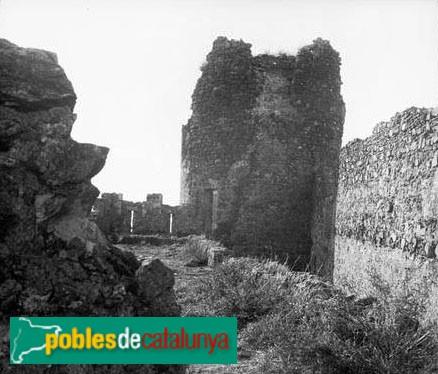 Salardú - Restes de muralla