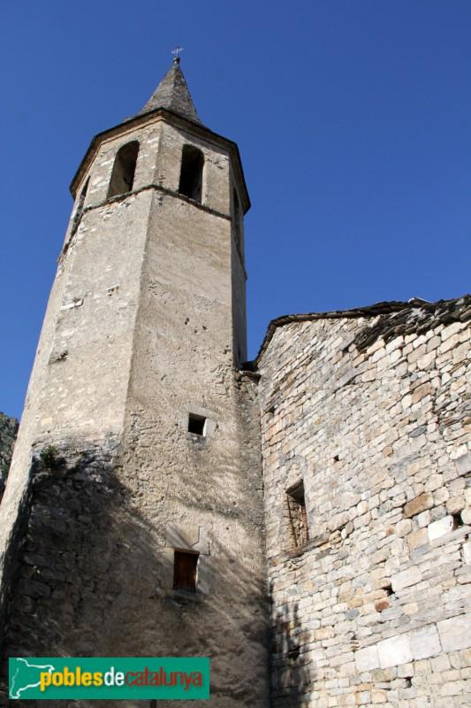 Unha - Església de Santa Eulàlia