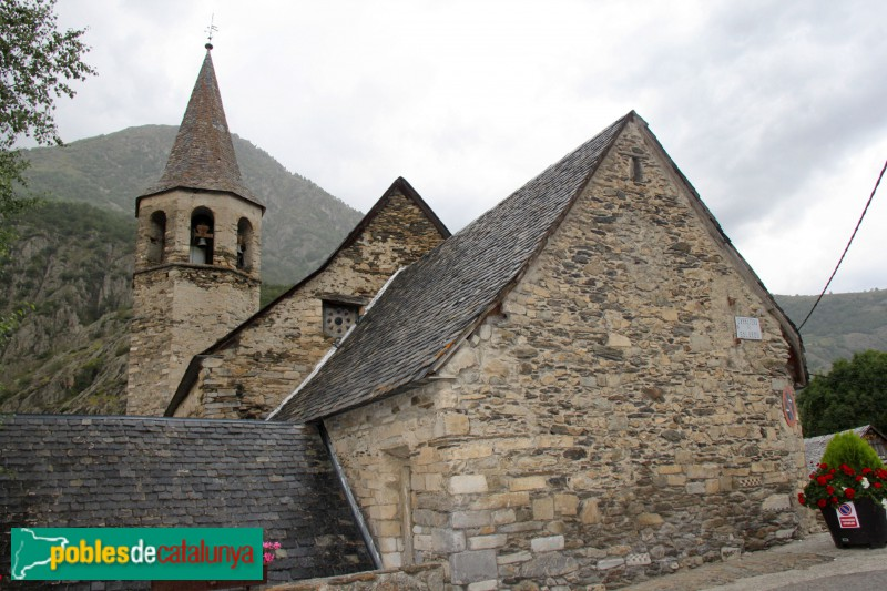 Bagergue - Església de Sant Feliu