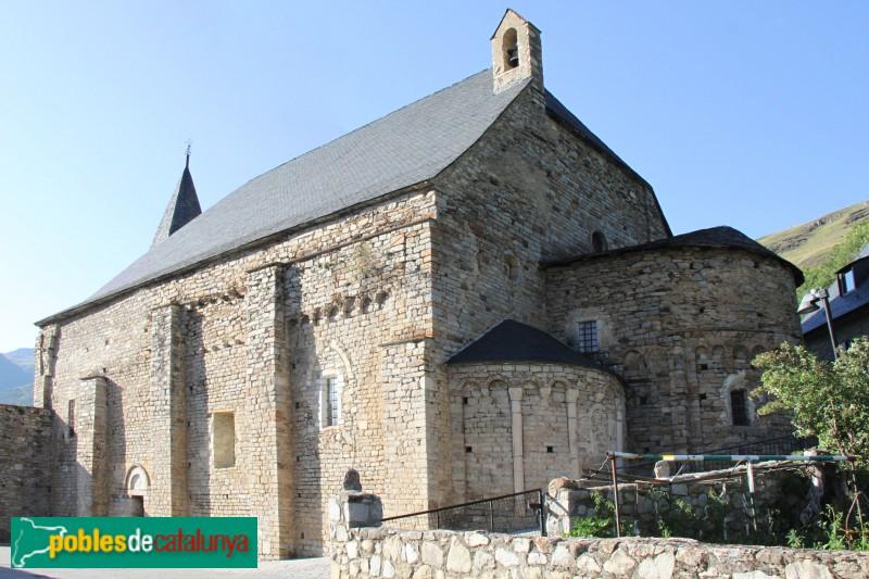 Tredòs - Santa Maria de Cap d'Aran