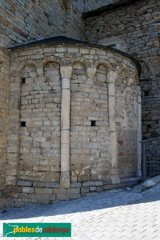 Tredòs - Santa Maria de Cap d'Aran, absidiola