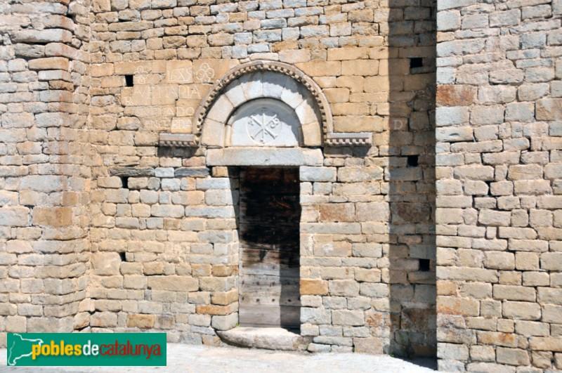 Tredòs - Santa Maria de Cap d'Aran, porta de migdia