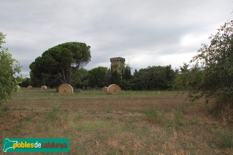 Mont-ras - Torre Simona