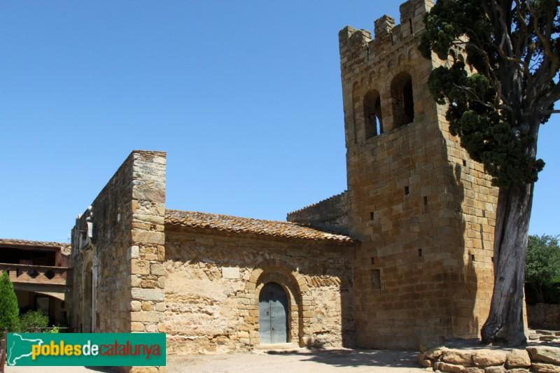 Canapost - Església de Sant Esteve