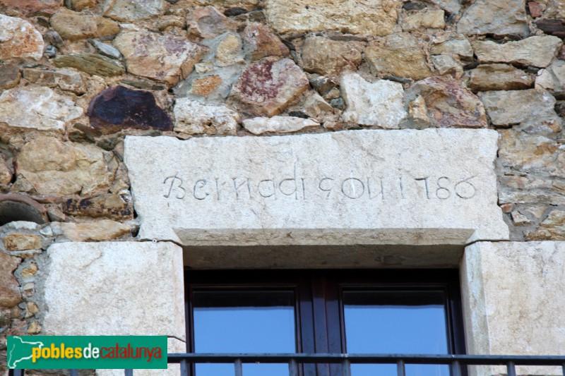 Torrent - Llinda a la casa de la muralla