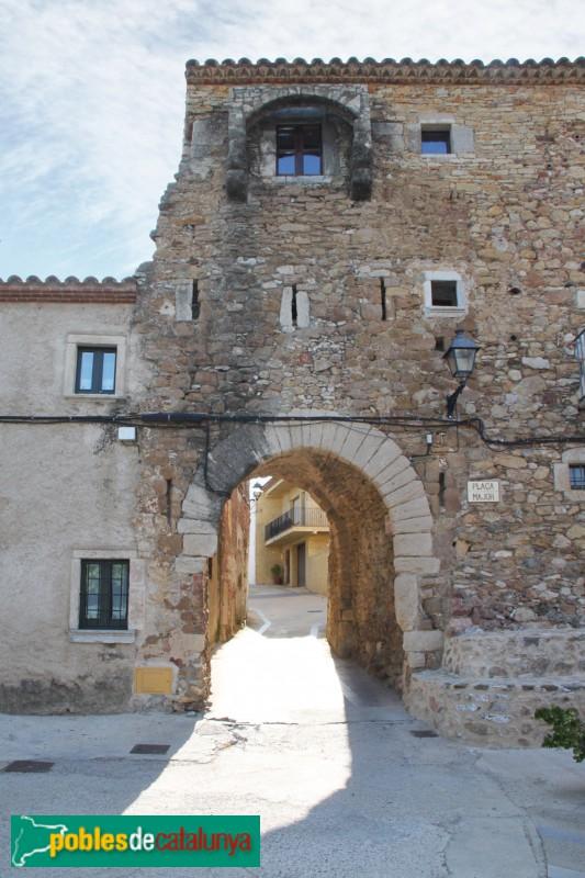 Torrent - Portal de la muralla