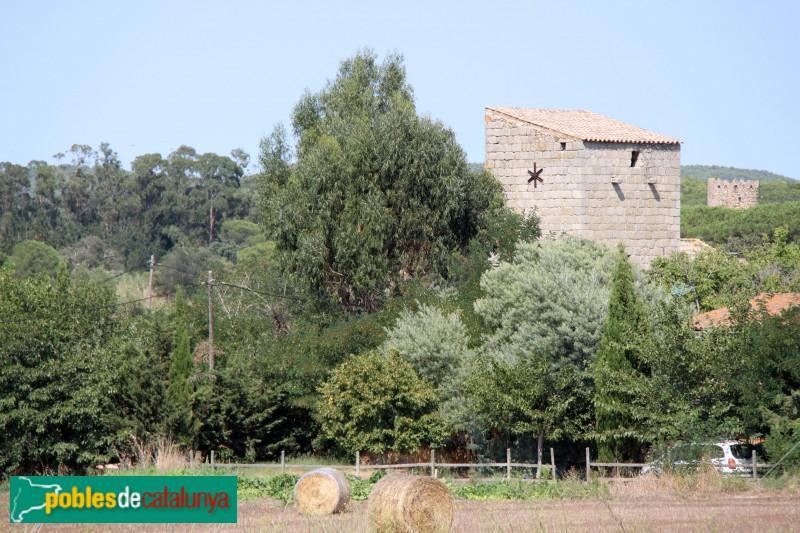 Palafrugell - Torre del Mas Fina (Ermedàs)