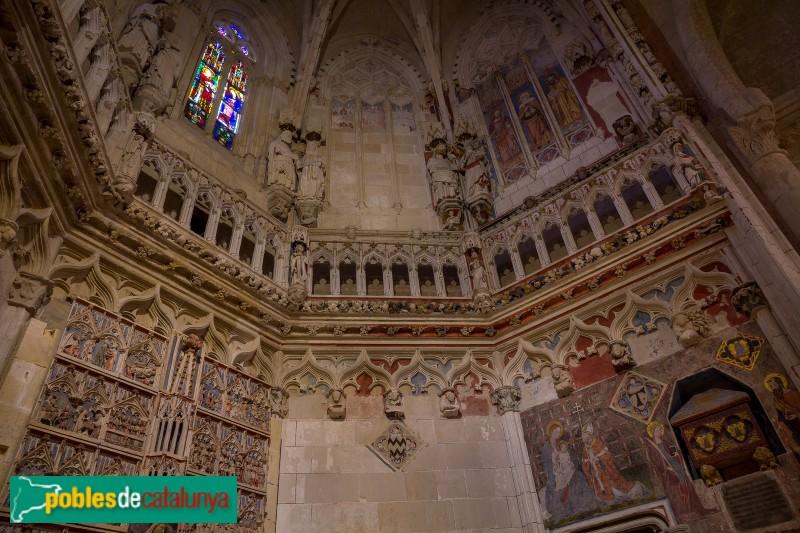 Tarragona - Catedral, capella dels Sastres