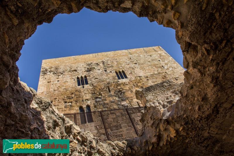 Castell del Rei o de Pilat (Torre del Pretori)
