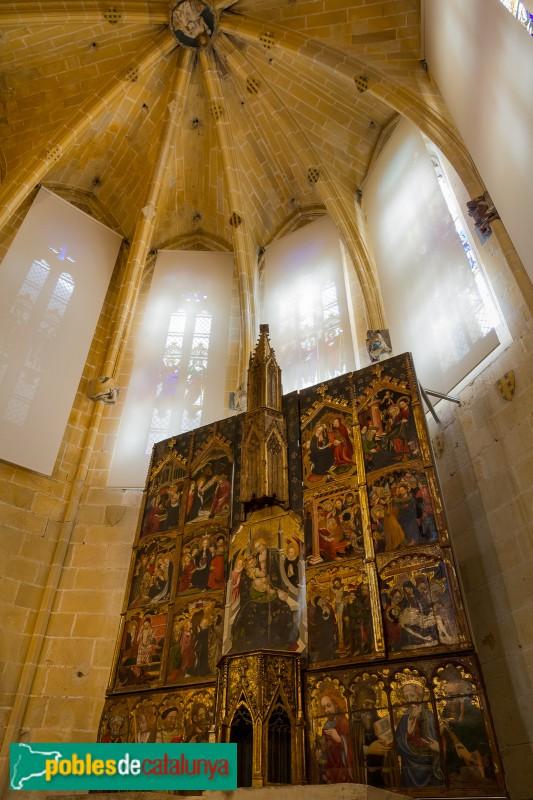 Tarragona - Catedral ,capella del Corpus Christi