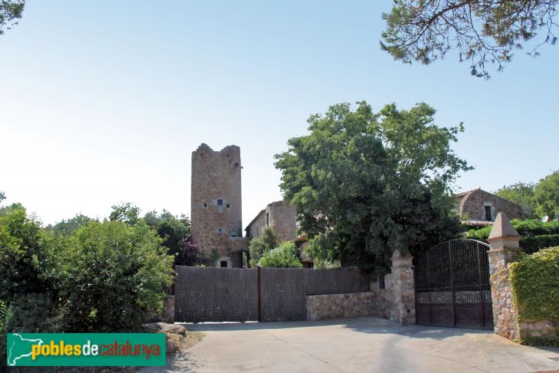 Palafrugell - Torre de Santa Margarida (Mas Espanyol)