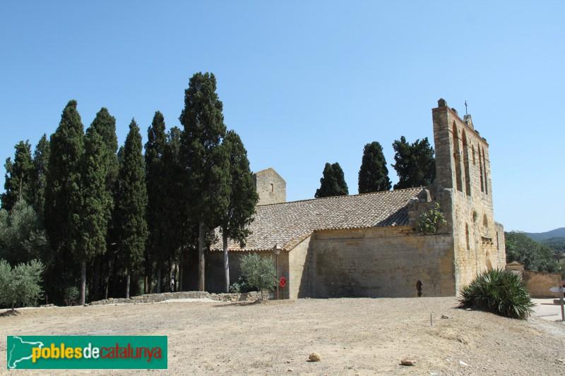 Peratallada - Església de Sant Esteve