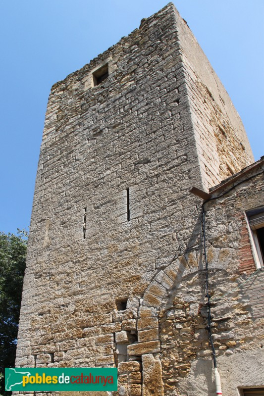 Peratallada - Torre de les Hores
