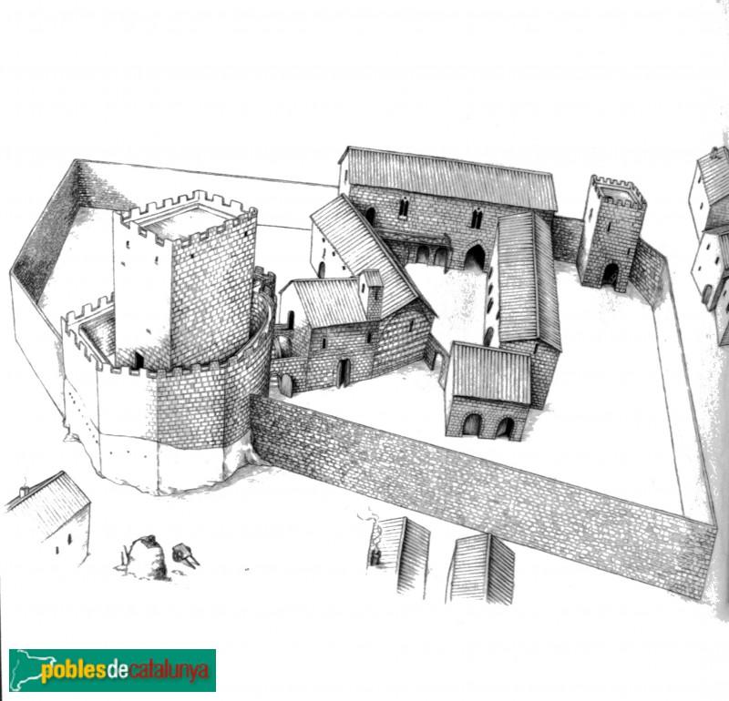 Peratallada - Castell