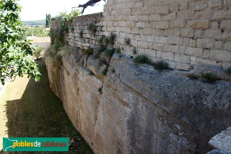 Peratallada - Muralla