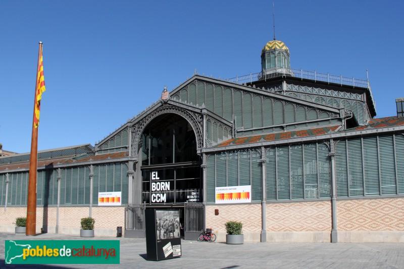 Barcelona - Mercat del Born