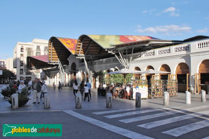 Barcelona - Mercat de Santa Caterina