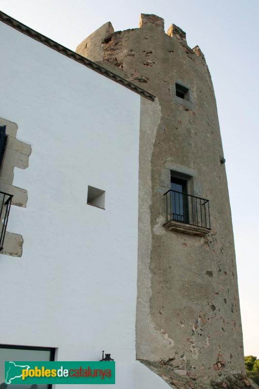 Palafrugell - Torre de Sant Sebastià (4)