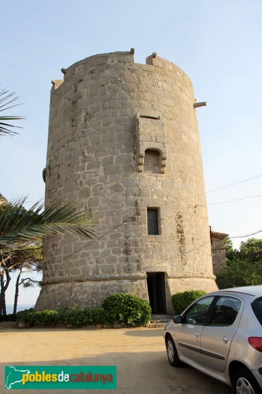 Palafrugell - Torre de Calella de Palafrugell