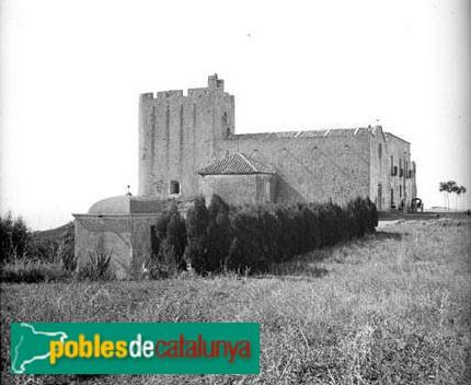 Palafrugell - Torre de Sant Sebastià i església