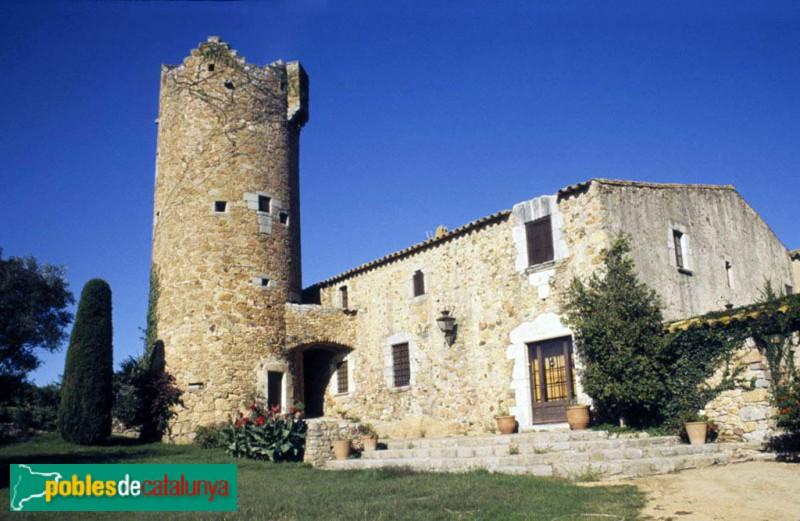 Palafrugell - Torre de Santa Margarida