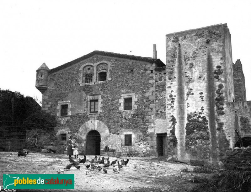 Palafrugell - Can Borrull (Santa Margarida)
