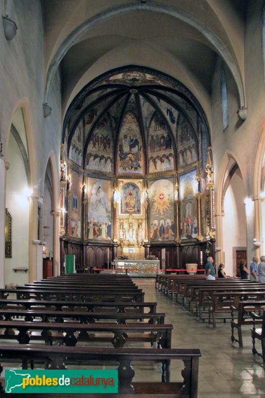 Palafrugell - Església de Sant Martí