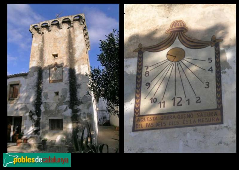 Palafrugell - Torre de Can Boera