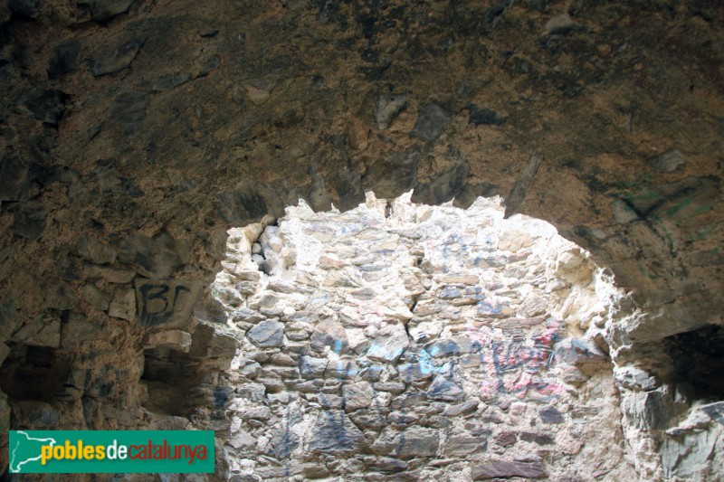 Palafrugell - Torre dels Moros