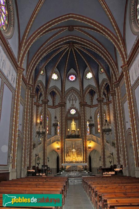 Canet de Mar - Santuari de la Misericòrdia