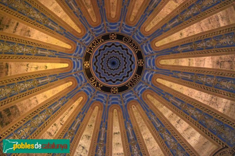 Barcelona - Església de la Mare de Déu del Carme