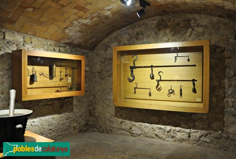 Sant Martí Sarroca - Museu del Castell