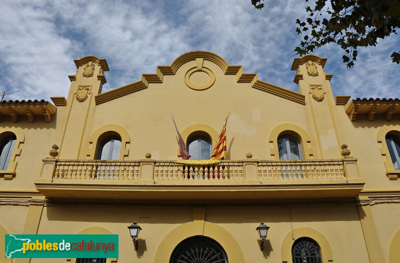 Sant Martí Sarroca - Ajuntament (antigues escoles)