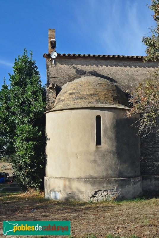Sant Martí Sarroca - Església de la M.D. de Montserrat
