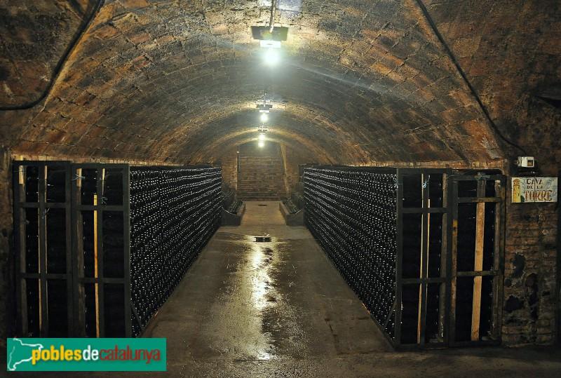Sant Martí Sarroca - Caves Rovellats