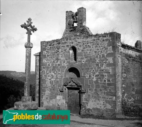 Gavà - Ermita de Bruguers