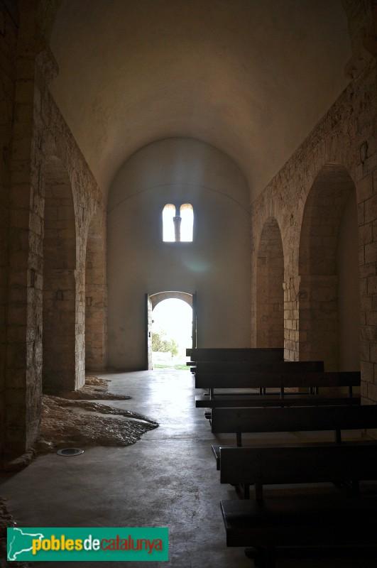 Olèrdola - Església de Sant Miquel