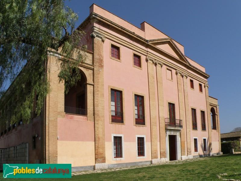 Vilanova i la Geltrú - Masia d'en Cabanyes