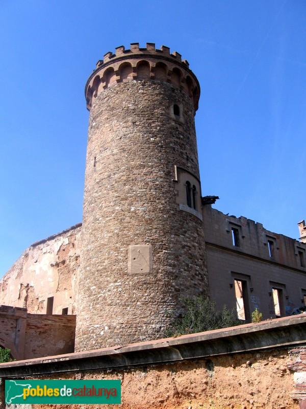 Santa Coloma de Cervelló - Torre Salvana (o Salbana)