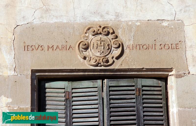 Santa Coloma de Cervelló - Can Soler de la Torre