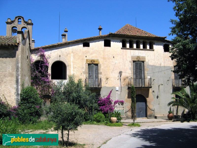 Santa Coloma de Cervelló - Can Solé de la Torre