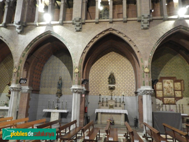 Cervelló - Sant Esteve