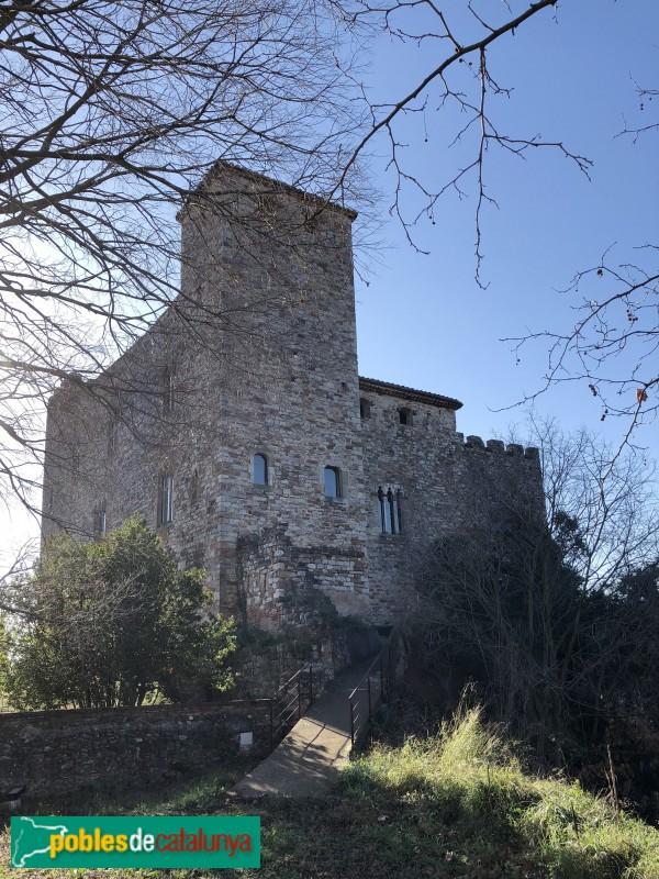 Castellar del Vallès - Castell de Clasquerí