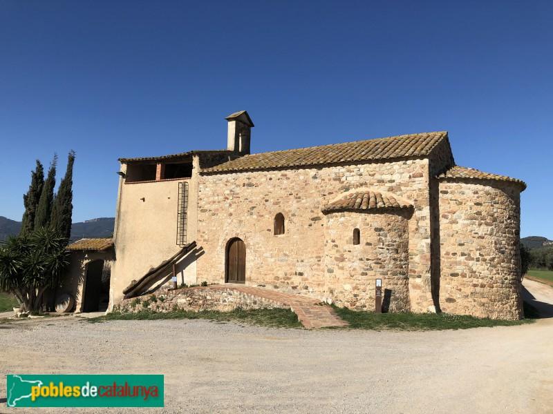 Castellar del Vallès - Ermita de Sant Pere d'Ullastre